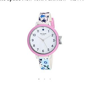 NWT Kate Spade New York Park Row watch